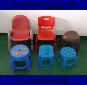 Toddlers Plastic Dining Chair Mould pictures & photos