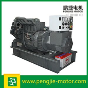 Cummins Engine 80kw 100kVA 6bt5.9-G1 Open Type Marine Diesel Generator with Deepsea Controller