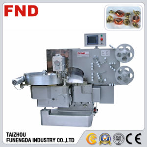 Double Twist Candy Wrapping Machine (FND-S800) pictures & photos