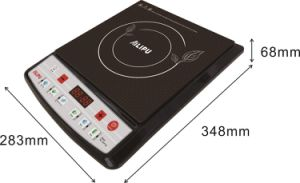 Home Appliance Induction Hobs with LED Display pictures & photos