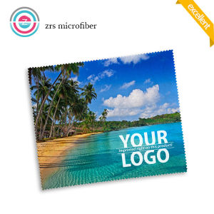 Wholesale Zigzag ODM Microfiber Lens Cleaning Cloth pictures & photos