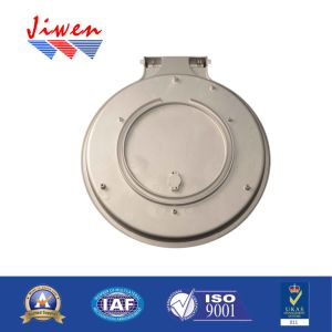 Customized Aluminum Pressure Casting for Electric Baking Pan pictures & photos