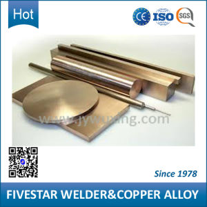 Tungsten Copper Alloy Welding Electrodes pictures & photos