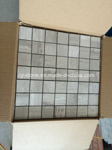 Natural Stone Marble Mosaic for Background Wall Tile/Floor Tile