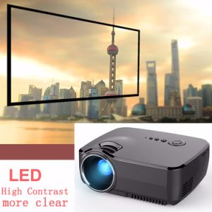 Projector 1200 Lumens Mini Projector Support 1920X1080p HD Projector