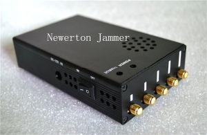 5 Antennas Portable WiFi GPS Cell Phone Jammer Blocker pictures & photos