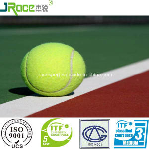 China Manufacturer High Rebound  Rate Synthetic Tennis Court pictures & photos
