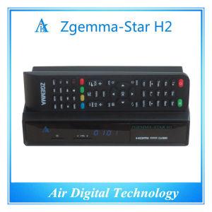 Promotional Smart TV Box Zgemma Star H2 DVB S2 DVB T2 pictures & photos