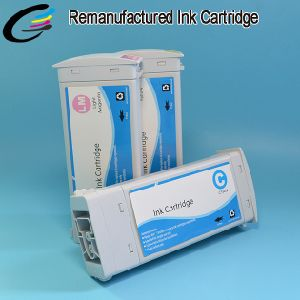 Ce037A - Ce044A Designjet Z6200 Remanufactured Ink Cartridge for HP 771 Original Cartridge Refurbished pictures & photos