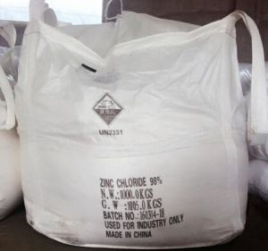 Water Treatment Used 98%Min Anhydrous Zinc Chloride pictures & photos