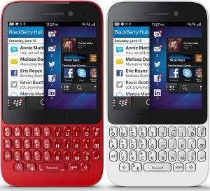 Five Colors Original Unlocked Bleckberry Q5 GSM Phone pictures & photos