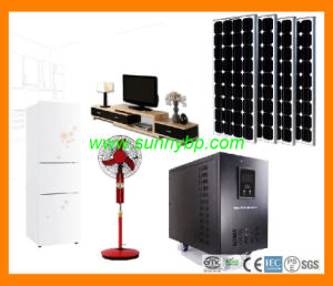 2000W Solar Power Generator System for Home pictures & photos
