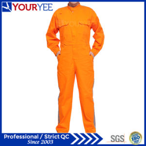 High Quality Mechanic Coveralls Workwear with Reflective Tape (YLT111) pictures & photos