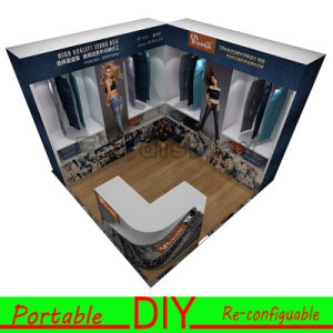 New Design Maxima System Portable Versatile Reusable Exhibition Booth Stand pictures & photos