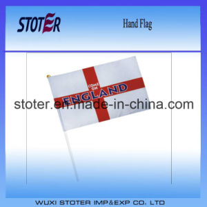 Logo Printed Promotion Hand Held Flag pictures & photos