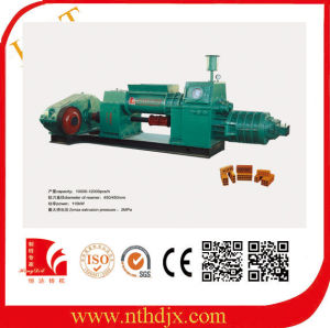 Jkr40/40-20 High Quality Red Brick Machine/Mud Soli Brick Machinery pictures & photos