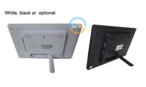 Hot Sales Thin 10.2 Inch 720p/1080P Decode Digital Picture Frame pictures & photos