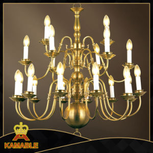 Restaurant Metal Candles Chandelier Pendants (KAHBOS0079) pictures & photos