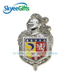 Silver Badge with Color for Prize and Gift pictures & photos