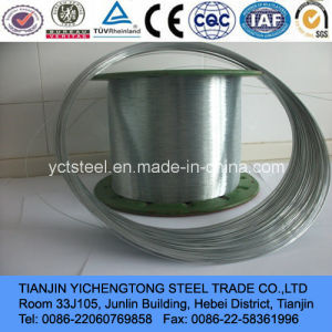 Green PVC Coated Steel Wire Available Many Colors pictures & photos