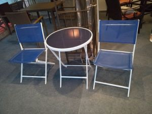 Outdoor End Table, Tea Table, Waterproof Furniture, Textilene Outdoor Furniture, Dinnin Table Sets pictures & photos