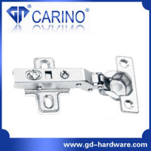 Kitchen Cabinet Cupboard 26mm Cup Fix on Self Closing Door Hinges (D11) pictures & photos