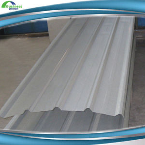 Sound Insulation Prepainted Corrugated Galvalume Roof Sheet Factory pictures & photos