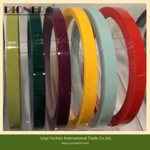Good Grade PVC Edge Banding Used for Pakistan Market pictures & photos