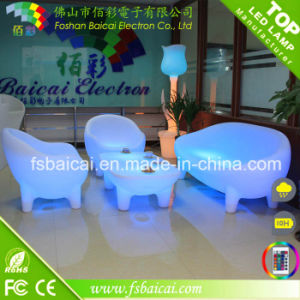 Garden Chair / Novel LED Sofa / Garden Furniture