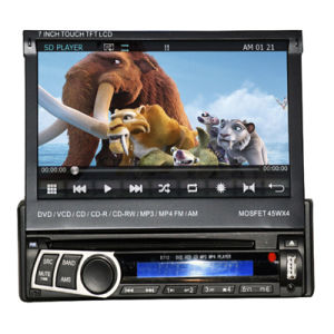GPS Navigation HD Double 2 DIN Car Stereo DVD Player Bluetooth Radio MP3 in Dash pictures & photos