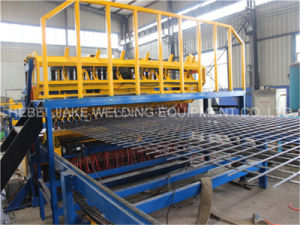 Automatic Steel Rebar Construction Wire Mesh Welding Machine pictures & photos