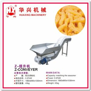 Corn Puff Making Machines Corn Sticks Extruder pictures & photos