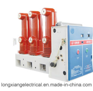 Vib1/R-12 Indoor High Voltage Vacuum Circuit Breaker with Embedded Poles pictures & photos