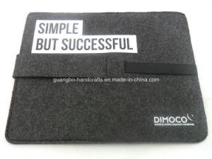 Custom Wholesale Cheap Gray Laptop Bag Felt pictures & photos