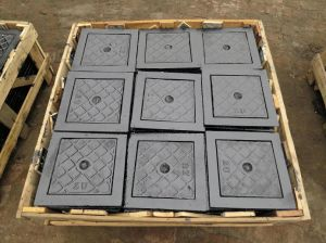 50X50 Cast Iron Manhole Covers pictures & photos