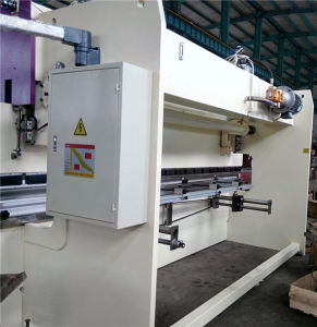 Wd67y/K 125t 4000 Two Axis Torsion Arm Metal Sheet Bending Machines, Hydrabend Press Brake pictures & photos