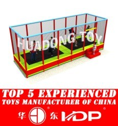 New Design Customized Manufacturer for Children Kids Outdoor/Indoor Playground for Sale -Trampoline New Model 2015 HD15b-129b pictures & photos