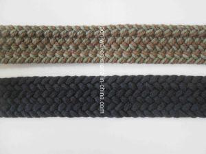 Braid Belt Polyester Cotton Webbing