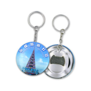 Elegant Bottle Opener Key Chain Quality Valet Key Holder Customer Design pictures & photos