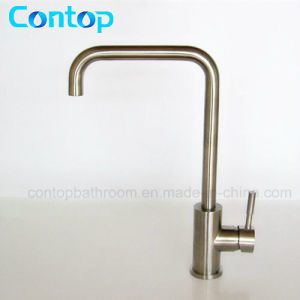 Sanitaryware Stainless Steel Kitchen Faucet pictures & photos