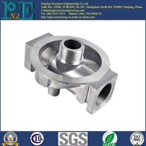 Made in China OEM Aluminum Casting CNC Machining Auto Fittings pictures & photos