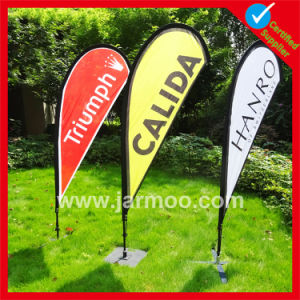Fiberglass Pole for Beach Flags pictures & photos