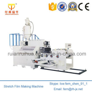 PE Stretch Cast Film Extrusion Machine pictures & photos