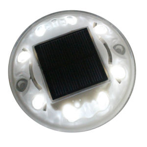 Solar Road Maker 8PCS LED Road Stud Flashing Light pictures & photos