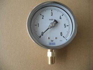Stainless Steel Gauge pictures & photos