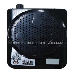 Portable USB MP3 Player Mini Speaker Loudspeaker FM Radio pictures & photos