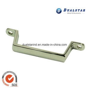 Stainless Steel Handle Casting with 2 Holes