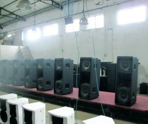 "Dual 12"" 3-Way High Power Line Array PRO Audio (VT-4888) pictures & photos"