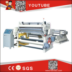 CE Standard PVC Pet BOPP OPP PE Paper Film Slitting Machine pictures & photos