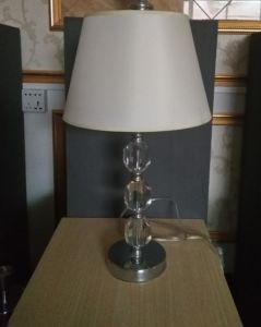 Modern Crystal Lamp (WHT-509) pictures & photos